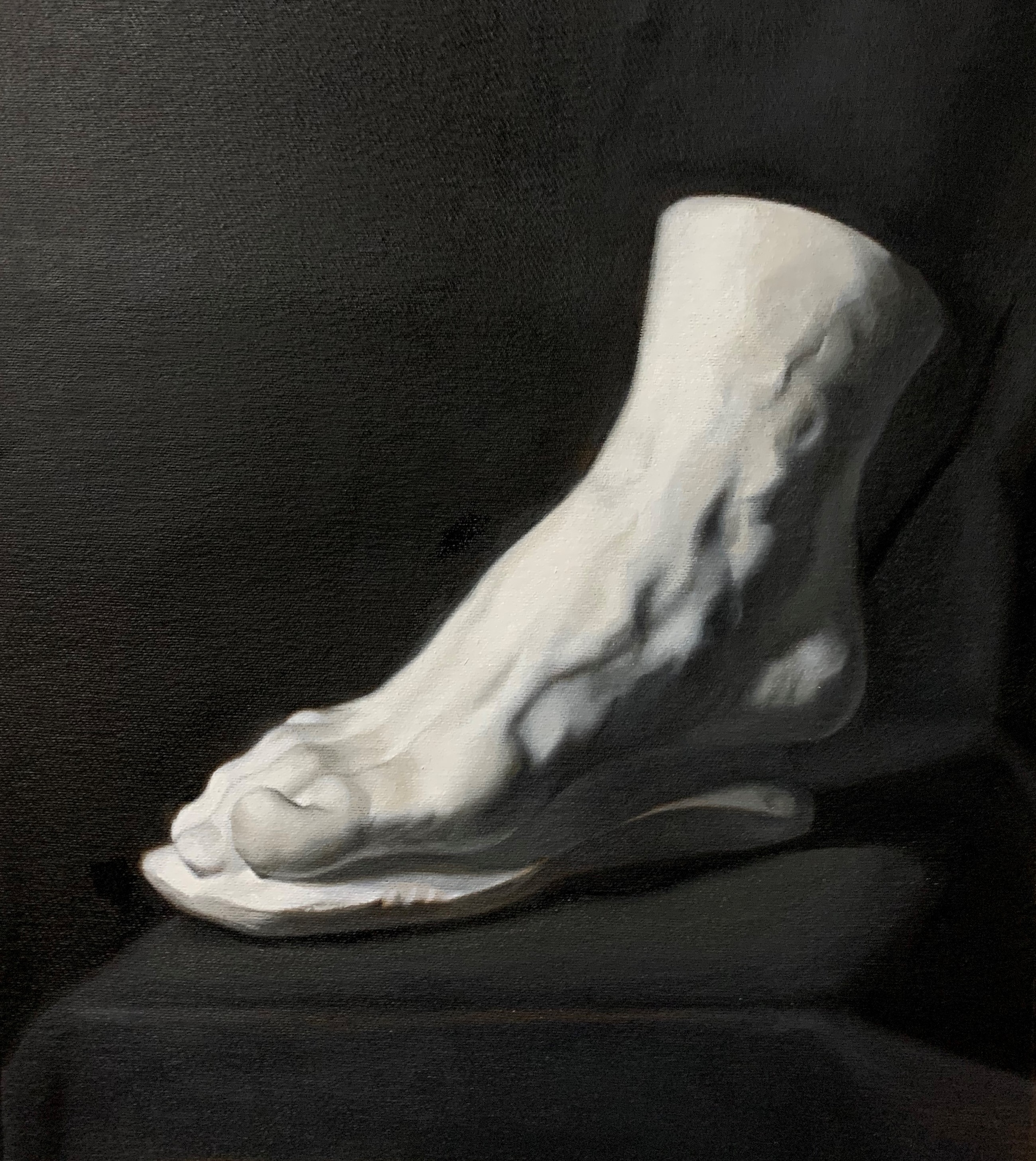 Cast in Grisaille